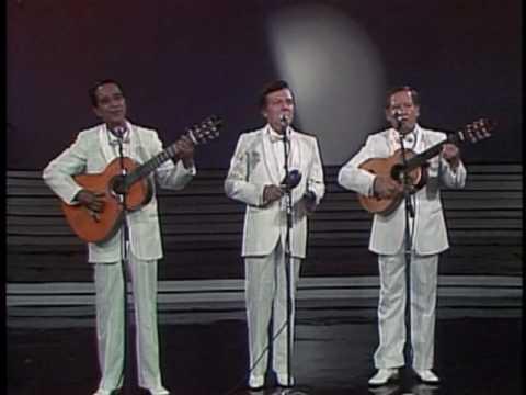 LOS PANCHOS ORIGINALES Avilés ÚLTIMA PRESENTACIÓN 1984