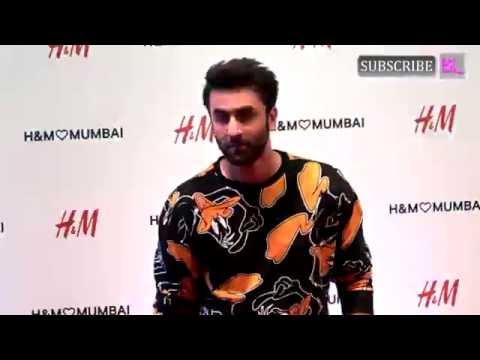 Ranbir Kapoor Spotted At H&M VIP Party