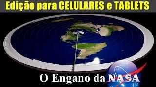 Saindo da Matrix parte 41 - Evidências da Terra Plana parte 1 - O Engano da NASA