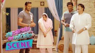 Rajendra Prasad Sets Manchu Vishnu First Night - Superb Comedy - Eedo Rakam Aado Rakam Movie Scenes