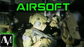 NUCLEAR FACILITY HOSTAGE RESCUE pt.2 - AIRSOFT Faded Giant 4