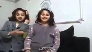 بنات سعوديات يسبون الكويتيات (المقطع الاصلي)