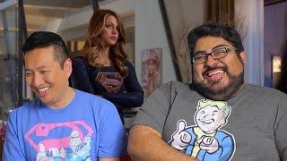 Supergirl Episode 19 'Myriad' Reaction