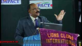 Personal Effectiveness class by Jawaharlal lal Nehru at IMPACT 2015