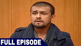 Sonu Nigam in Aap Ki Adalat 2017 with Rajat Sharma