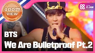 (ShowChampion EP.70) BTS - We Are Bulletproof Pt 2 (방탄소년단-We Are Bulletproof Pt 2)