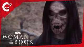 Woman in the Book   Short Scary Video   Horror Movie   Crypt TV