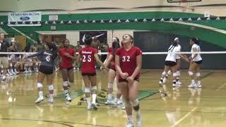 Lakewood vs Long Beach Poly, High School Girls Volleyball