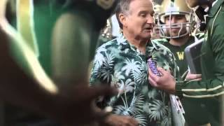 Snickers Commercial Feat. Robin Williams