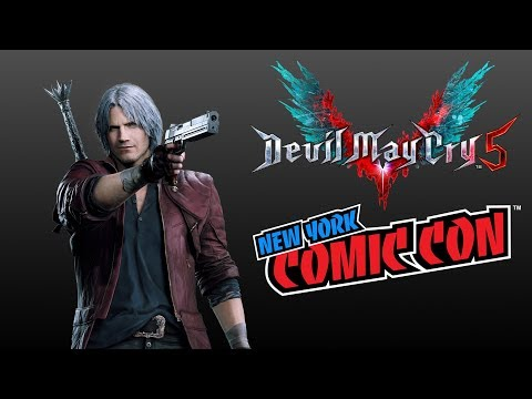 Xxx Mp4 Devil May Cry 5 NYCC 2018 Panel 3gp Sex