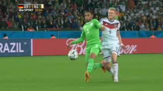 2014 FIFA World Cup ~ Round of 16 ~ Germany 2 - 1 Algeria (AET)
