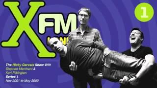 XFM The Ricky Gervais Show Series 1 Episode 12 - Fuk Luk & Sau