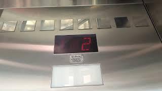 Schindler Hydraulic Scenic Elevator @ Broadway Mall
