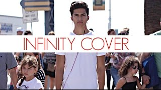 Infinity by One Direction | Cover by Alex Aiono