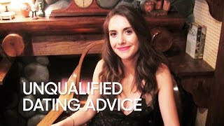 Unqualified Dating Advice: Alison Brie