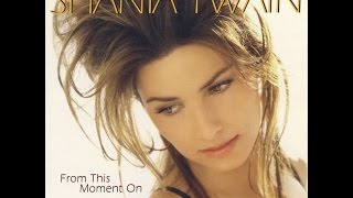 From This Moment On Shania Twain Piano Instrumental