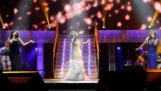 Sarah Geronimo, Regine Velasquez, Rachelle Ann Go LIVE! [Perfect 10 Concert]