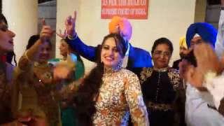 Indian Wedding Dance by beautiful Girls ! 2017| Aman Sidhu Photography
