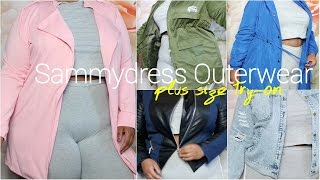 Fall Outerwear | ft. SammyDress | Plus Size Try-On