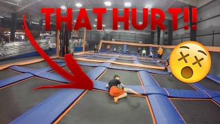 I DID NOT COMMIT! WORST BACKFLIP FAIL EVER!!