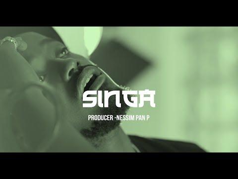 Singa (Official Video) - Ykee Benda