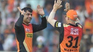 IPL 2017: SRH vs GL