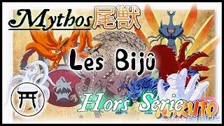 Les Vrais Mythes Des Bijû de Naruto - Mythos Japonais - Hors Série #01