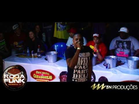 MC Fox :: Ao vivo e pela primeira vez na Roda de Funk :: Full HD