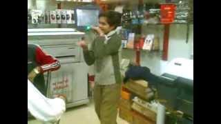 Manager Dancing in Vivek Studio