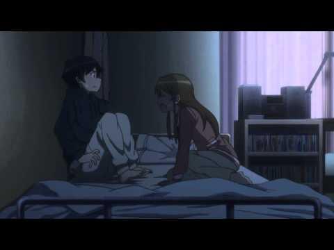 Oreimo Touching Kirino s Breast