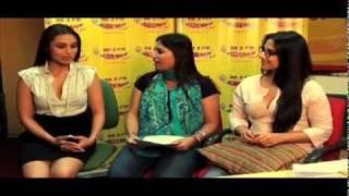 Rani and Vidya speak Bengali! - Radio Mirchi