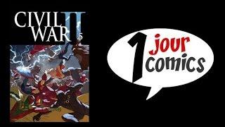 1 JOUR: 1 COMICS #174 (CIVIL WAR II #5)