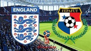World Cup 2018 - England Vs Panama - 24/06/18 - FIFA 18
