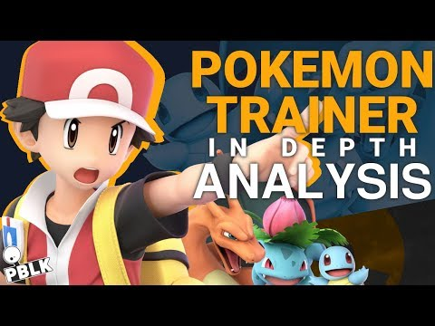 Xxx Mp4 Super Smash Bros Ultimate Pokemon Trainer In Depth Analysis Changes Frame Data Aesthetics 3gp Sex
