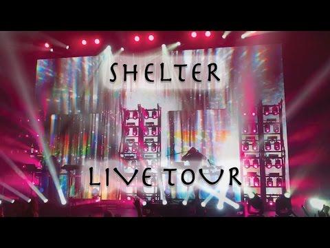 Download Lagu Shelter Live Tour [FULL SET] - Atlanta GA - 9/29/16 - Porter Robinson - Madeon