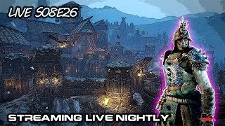 For Honor Gaming Live S08E26 01/15/2018