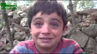 """Syrian boy asking """"What have we done to deserve this?"""" Really touching!"""