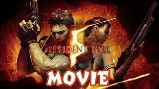 Resident Evil 5 FULL MOVIE 2009 [HD]