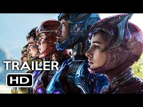 Xxx Mp4 Power Rangers Official Trailer 1 2017 Bryan Cranston Elizabeth Banks Action Fantasy Movie HD 3gp Sex