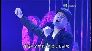 命硬, 紅日 - 側田 Justin Lo [ live 2012 ] ( lyrics )