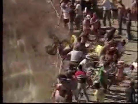 incríveis acidentes reais nos esportes radicais cenas fortes
