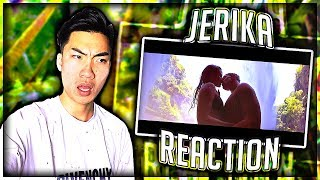REACTING TO JAKE PAUL'S NEW SONG (Jerika feat. Erika Costell) Official Music Video