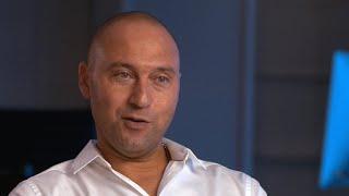 Miami Marlins CEO Derek Jeter on criticism, being a dad