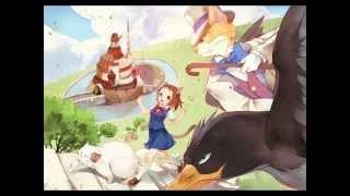 The Cat Returns ~ Main Theme ~ Kaze Ni Naru