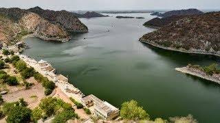 Jaisamand Lake - Second Largest Artificial Lake In Asia |  जयसमंद - उदयपुर