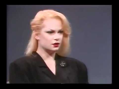 Interview with the First Family Of Satanism Zena LaVey & Nickolas Schreck 1 6 1988