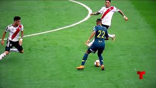 Gran Final de Copa Libertadores – River Plate vs. Boca Juniors por Telemundo Deportes