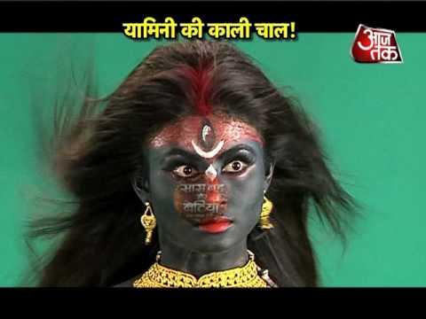 Naagin Shivanya in MahaKali Avtar.