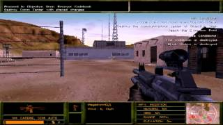 Delta Force 2 PC Mission Play Book