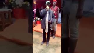 The best impersonation of president magufuli